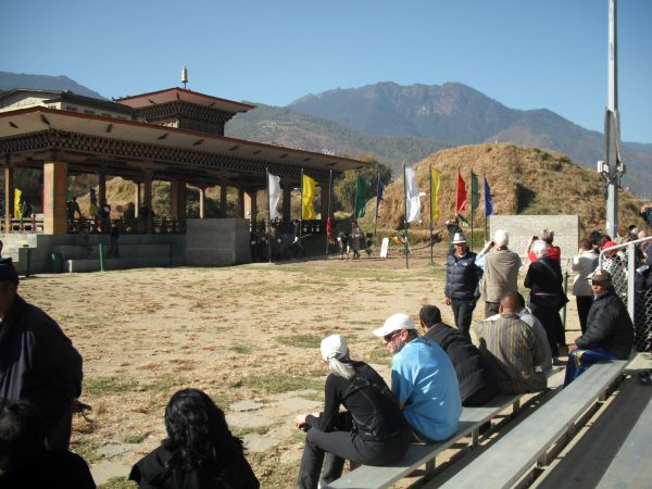 Archery-Bhutan