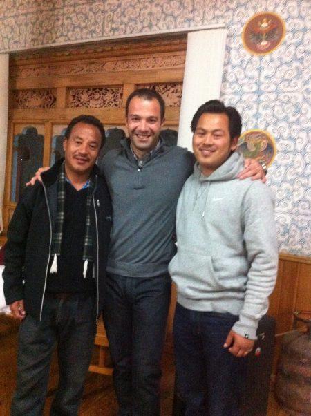 Bhutan-friends