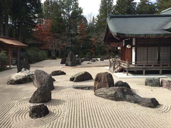Zen-rock-garden-mount-koya