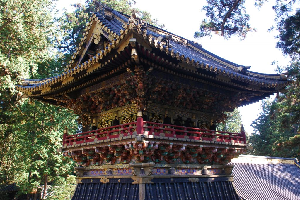 Nikko 09.11.10 - Tosho-gu Shrine (6)