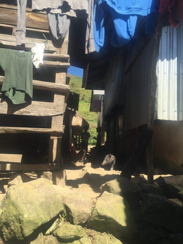Kalinga-village