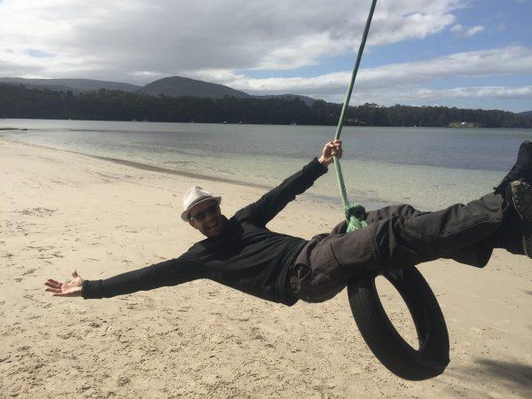 Man_Tasmania-beach