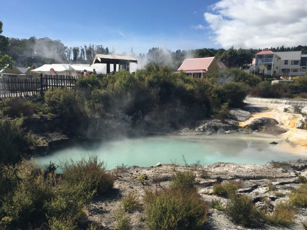 Maori_village