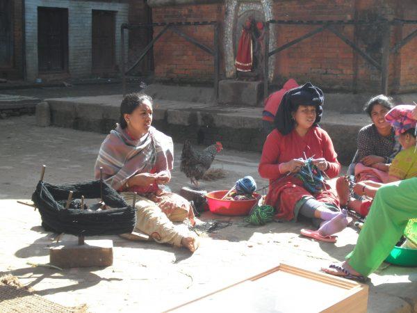 nepalese-women